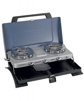 Campingaz Series 400 ST Double Burner & Toaster Colour: ONE COLOUR
