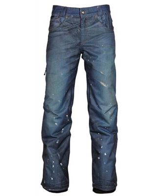 686 Mens Deconstructed Insulated Denim Pant