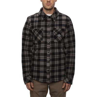 686 Mens Sierra Fleece Flannel