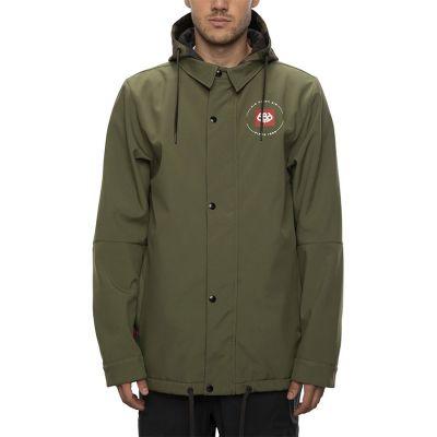 686 Mens Waterproof Coaches Jacket