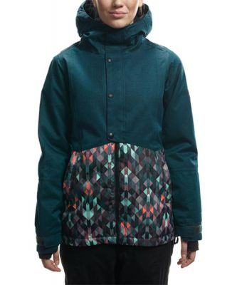 686 Womens Authentic Rumour Insulated Jacket 16/17