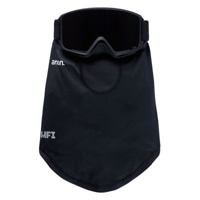 Anon MFI Lightweight Neck Warmer Colour: BLACK / SIZE: ONE SIZE