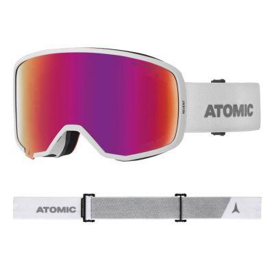 Atomic Revent Stereo Goggle Colour: WHITE
