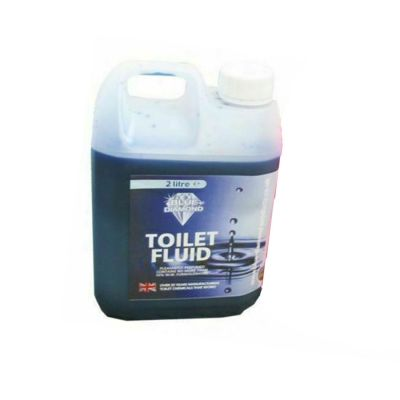 Blue Diamond 2L New Blue Concentrated Toilet Fluid
