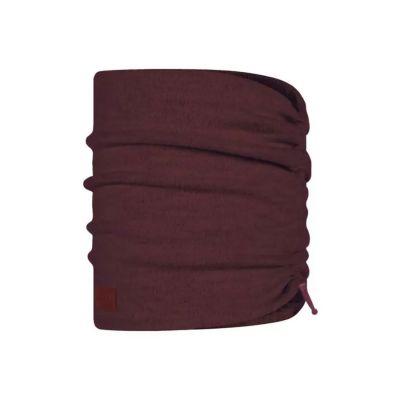 Buffs Merino Wool Fleece Neckwarmer Colour: MAROON