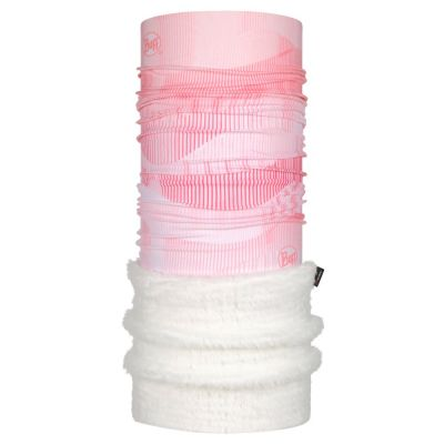 Buffs Polar Thermal S-Loop Colour: WHITE/PINK / SIZE: ONE SIZE