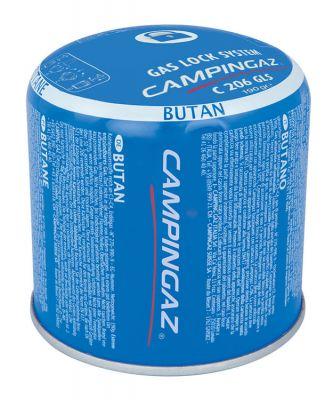 Campingaz C206 Cartridge Colour: ONE COLOUR
