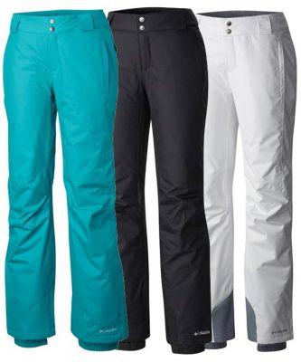 Columbia Bugaboo Omni-Heat Trouser