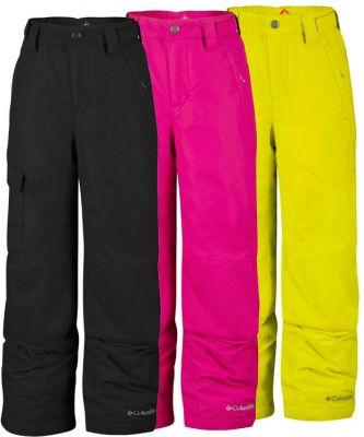 Columbia Youth Bugaboo II Trousers