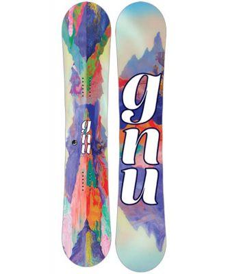 Gnu B-Nice Reflect BTX Snowboard 16/17