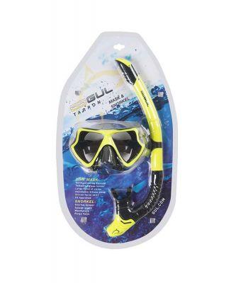 Gul Adult Mask & Snorkel Set Colour: ONE COLOUR