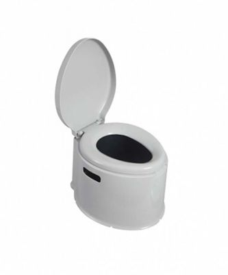 Kampa Khazi Portable Toilet Colour: ONE COLOUR