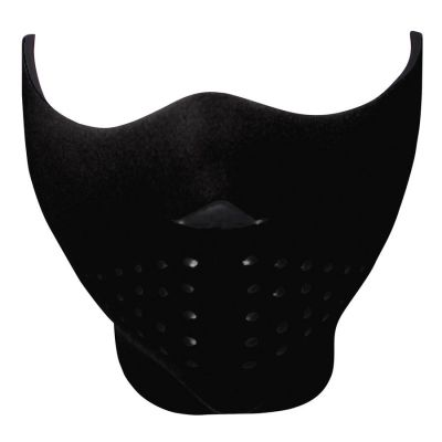 Manbi Adult Face Mask Colour: BLACK
