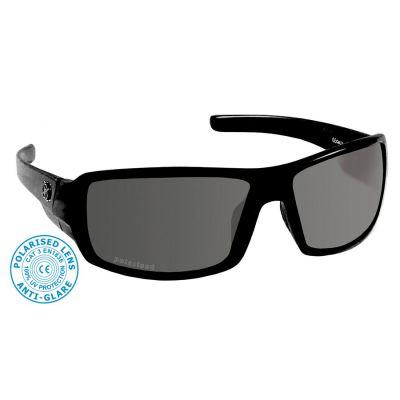 Manbi Blast Sunglasses Colour: BLACK