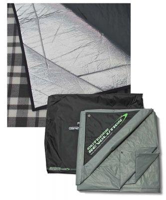 Outdoor Revolution Movelite T2 Snugrug Footprint Bundle Colour: ONE COLOUR