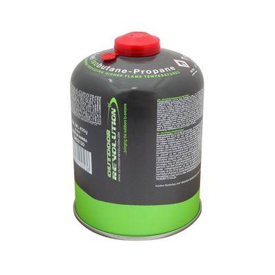 Outdoor Revolution butane Propane Mix 450g Screw Fitt Gas Colour: GREY