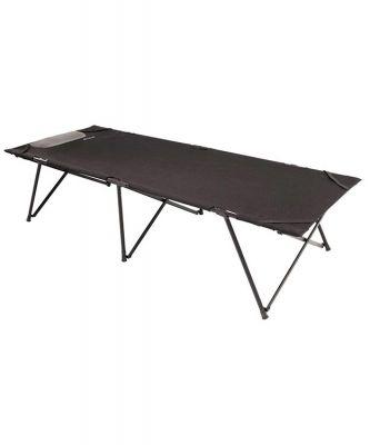 Outwell Posadas Foldaway Bed XL Colour: BLACK