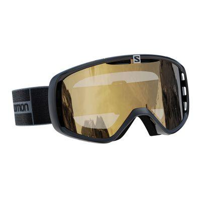 Salomon Aksium Access Goggle 20/21 Colour: BLACK / SIZE: ONE SIZE