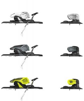 Salomon N Warden 11 Ski Bindings