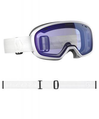 Scott Muse Pro Illuminator Goggle Colour: WHITE