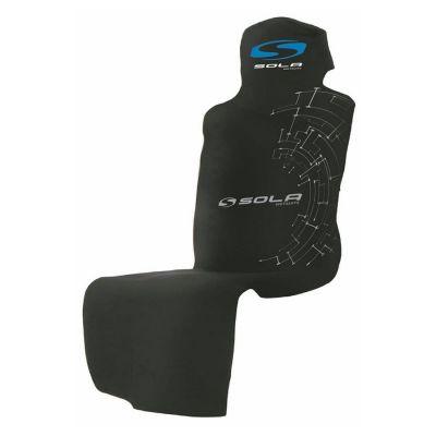 Sola Neoprene Seat Cover Colour: BLACK