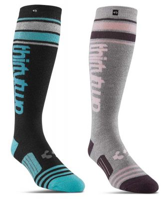 ThirtyTwo Womens Stripe Graphic Sock