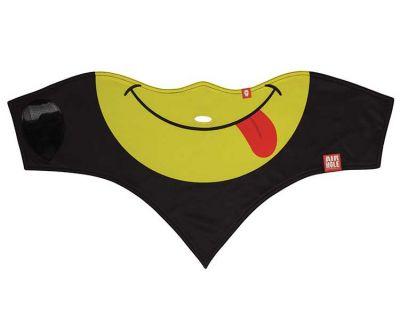 Airhole S1 Standard Smiley Mens 15/16 Colour: BLACK/YELLOW / SIZE: S/M