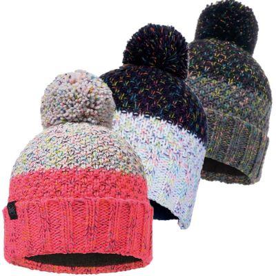 Buffwear Janna Knitted & Polar Fleece Hat
