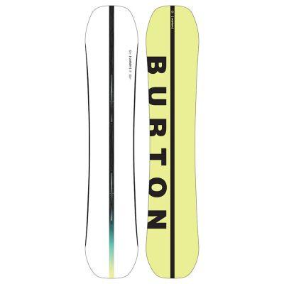 Burton Mens Custom Flying V Snowboard 21/22