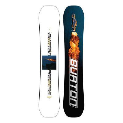 Burton Mens Process Flying V Snowboard 21/22