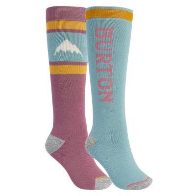 Burton Womens Weekend Midweight Sock 2-Pack