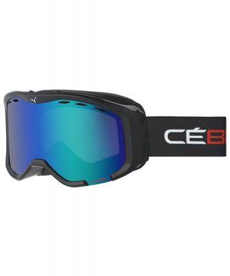 Cebe Cheeky OTG Kids Goggle Colour: BLACK/RED