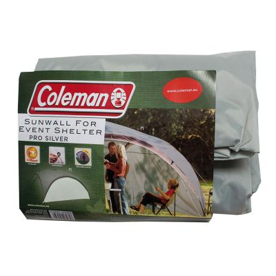 Coleman Event Shelter Pro L Sunwall Colour: SILVER