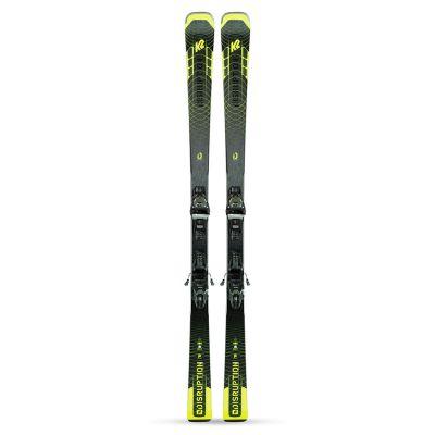 K2 Disruption SC Ski Set LENGTH: 168