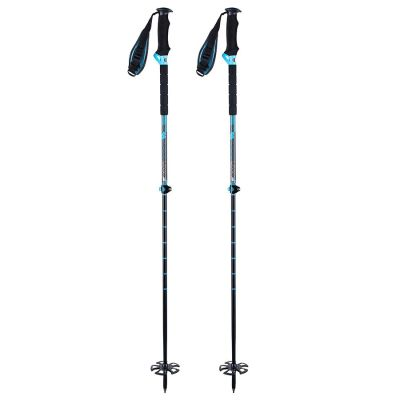 K2 LockJaw Carbon 130 Ski Pole Colour: BLUE / LENGTH: 130