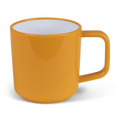 Kampa Sunset Mug Set Colour: YELLOW