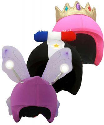 Manbi Show Time LED Helmet Cover