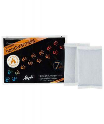 Manbi Handwarmers Colour: ONE COLOUR