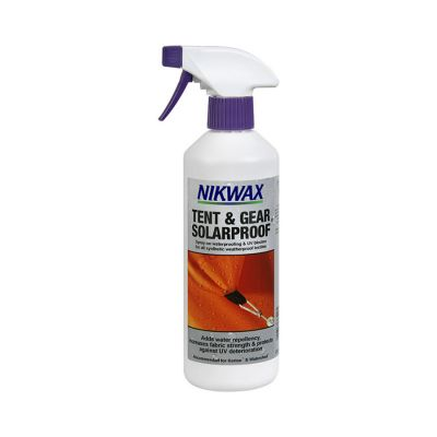 Nikwax Tent And Gear Solar Proof 500ml Colour: ONE COLOUR