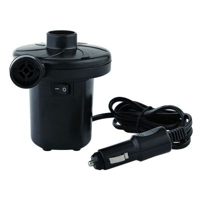 Outdoor Revolution DC 12v Electric Air Pump Colour: BLACK