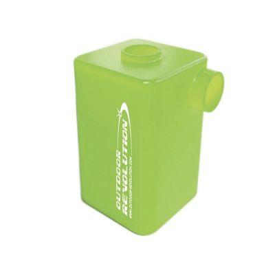 Outdoor Revolution Mini Max USB Air Pump Colour: GREEN