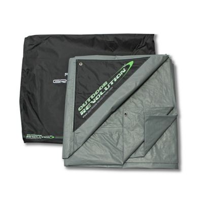 Outdoor Revolution Movelite T4 Footprint Groundsheet Colour: GREY