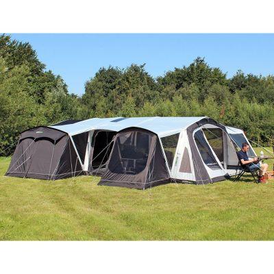 Outdoor Revolution Ozone 8 Safari Lodge Colour: GREY