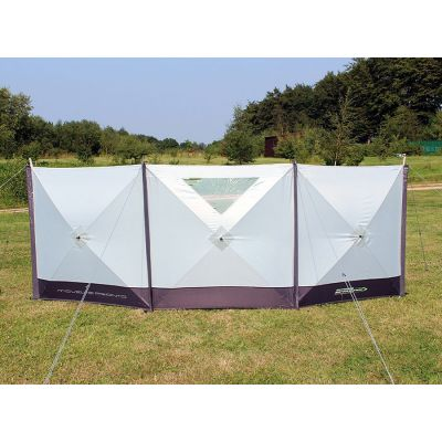 Outdoor Revolution Pronto Compact 3 Windbreak Colour: GREY