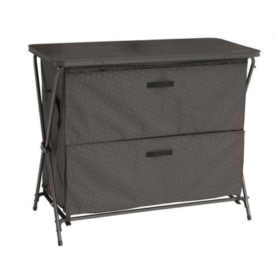 Outwell Aruba Cabinet Colour: CHARCOAL
