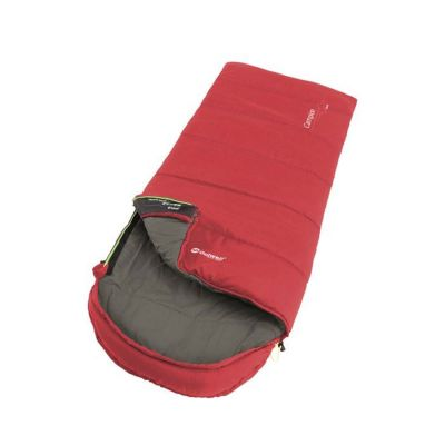 Outwell Campion Junior Sleeping Bag Colour: RED