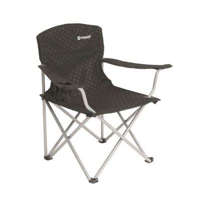 Outwell Catamarca Chair Colour: BLACK
