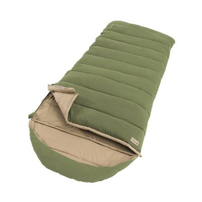 Outwell Constellation Sleeping Bag Colour: GREEN