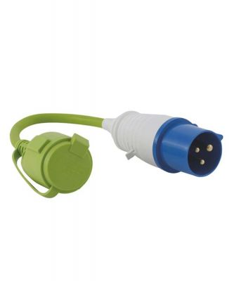 Outwell Conversion Lead Socket Colour: ONE COLOUR
