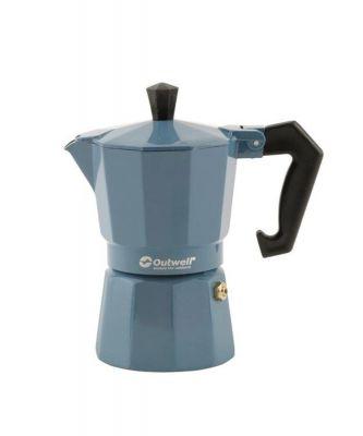 Outwell Manley M Espresso Maker Colour: BLUE